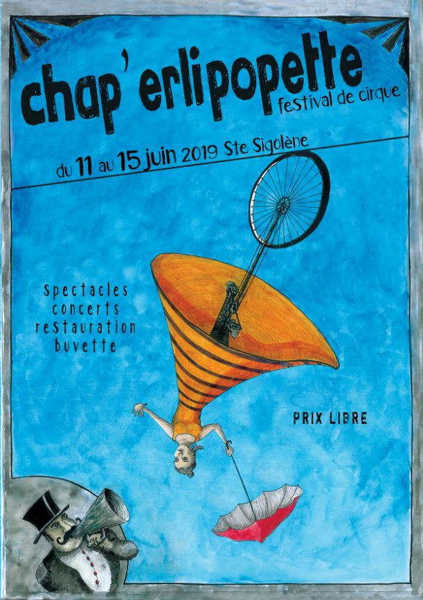 Festival Chap'erlipopette