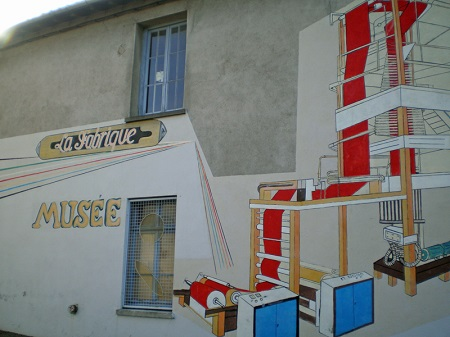 Visite guidée Musée La Fabrique