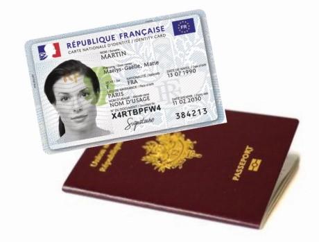 Information Carte Nationale d'Identité et Passeport