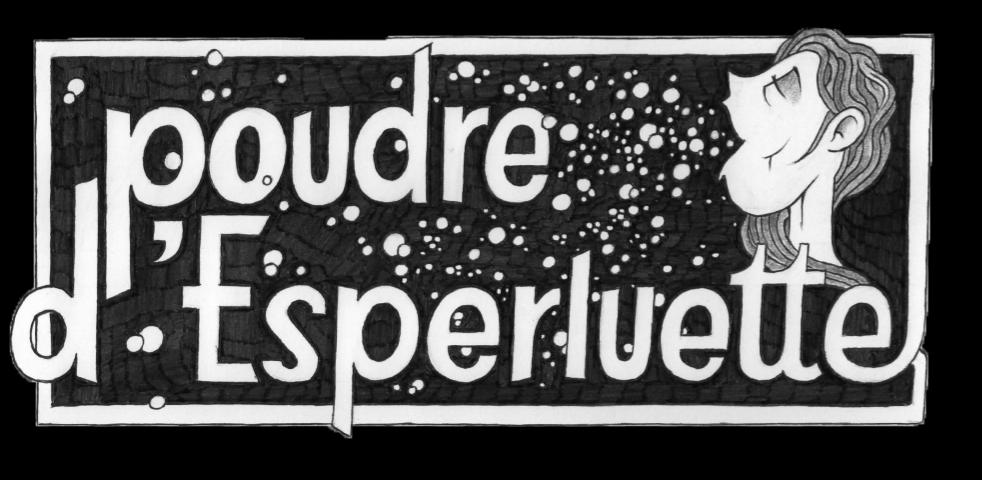 Poudre d'Esperluette