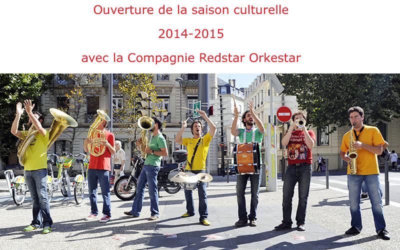 Compagnie Redstar Orkestar